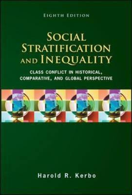 Social Stratification and Inequality : Class Conflict in Historical ...