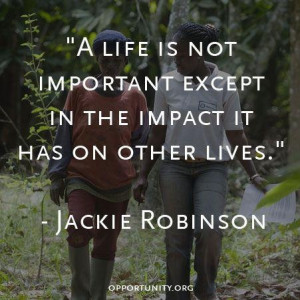 Impact #Philanthropy love this!