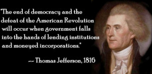 ... least, because its people discipline themselves. – Thomas Jefferson