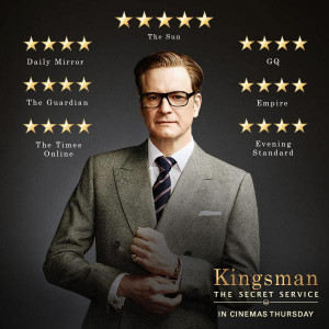 It will blow your mind' – Kiss FM. See #Kingsman in cinemas ...