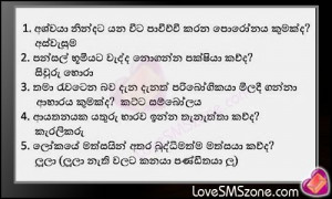 Sinhala Jokes Joke Stories Funny