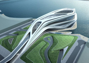 Arts Centre - Architecture - Zaha Hadid Architects: Zaha Hadid ...
