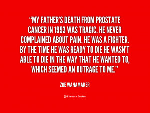 Quotes About Cancer Death