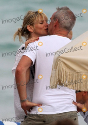 Norman Cook Picture UK television personality Zoe Ball and husband