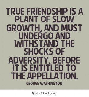 Create your own image quotes about friendship - True friendship is a ...