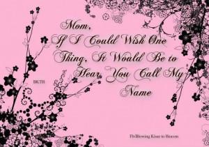 Mom In Heavens Birthday, Happy Birthday Heavens Mom, Black Room, Black ...