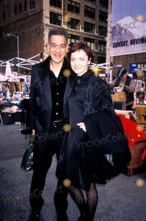 Andres Serrano Picture Andres Serrano Artist in New York City