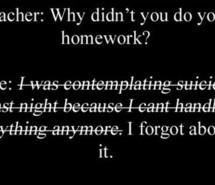 do kids need less homework