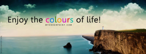 Colors Of Life Facebook Cover