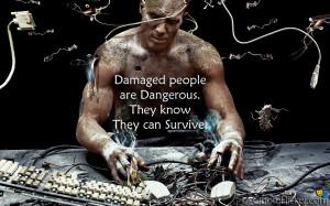 Damaged People...