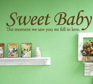 ... retail-SWEET-BABY-Vinyl-Wall-Art-Decals-Quotes-Sayings-Words-q-63.jpg