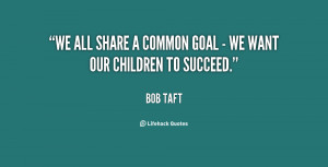Common Goal Quotes