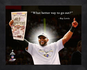 Football Quotes By Ray Lewis Ray lewis pictures