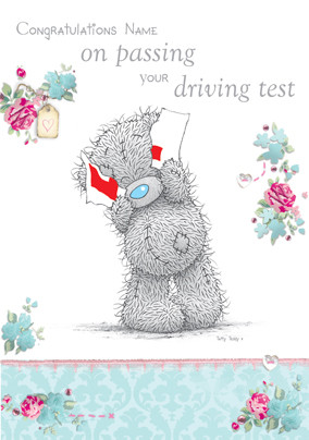 Me to You - Passed Driving Test