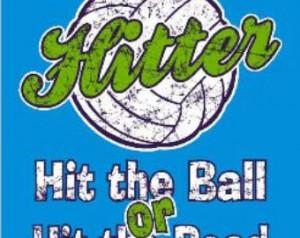 Hitter Volleyball T-Shirt