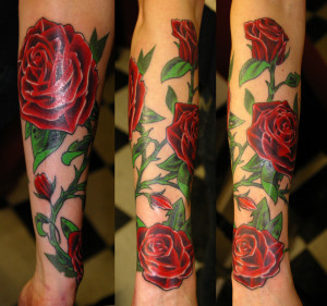 Jay Marceau — Tattoo Artist