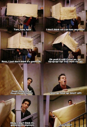 Funny Friends Tv Show Quotes « Read Less