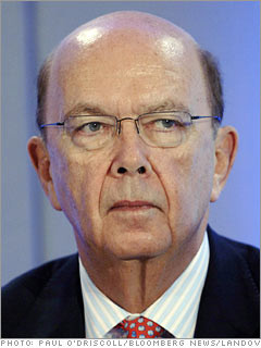 Wilbur Ross Resource Page: Bio, Company Details, Interviews, Quotes ...