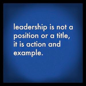 Walk the Talk: Leadership by Example