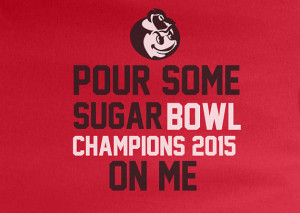 ... Ohio State Buckeyes Pour some sugar bowl 2015 on Me Football Fan