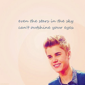 Justin Bieber Love Quotes