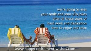 religious retirement verses coworker