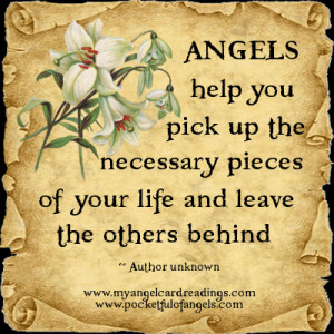 My Angel Quotes