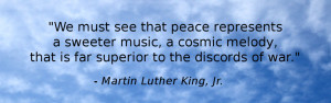 ... Peace Art Music for Peace Quotes of Peace Peace Links Media Literacy