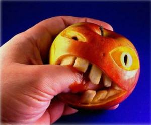 Funny fruits!