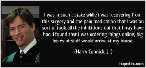 More Harry Connick, Jr. Quotes