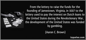 More Aaron C. Brown Quotes