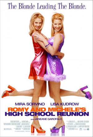Monday Night Movies: Romy & Michele's High School Reunion