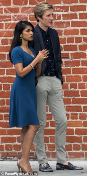 Gabriel Mann And Girlfriend