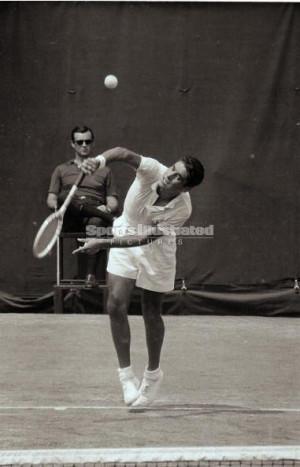 Pancho Gonzales Tennis