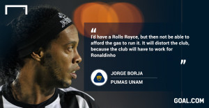 Soccer Quotes Ronaldinho How ronaldinho fits into coach