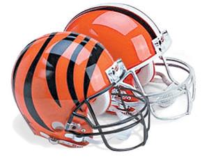 Paul Brown Cleveland Browns Cincinnati Bengals Between Landry And