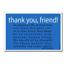 Thank You Appreciation Quotes for Friends