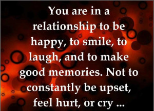 Life Love Quotes You Are In A Relationship To Be Happy