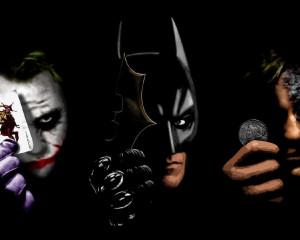 Joker Quotes Dark Knight Batman, the joker, two-face