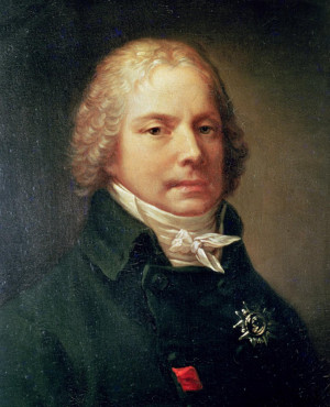 Charles-Maurice de Talleyrand-Périgord, par Pierre-Paul Prud'hon ...