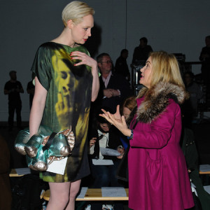 Related Pictures gwendoline christie and charles dance at the baftas