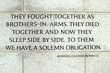 They fought together as brothers in arms; they died together and now ...