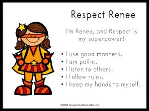 Super Hero Poster Freebie- savvyschoolcounselor.com