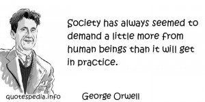 Human Society quote #2