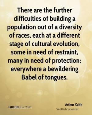 Arthur Keith Quotes