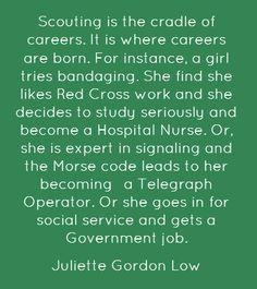 Juliette Gordon Low Quotes