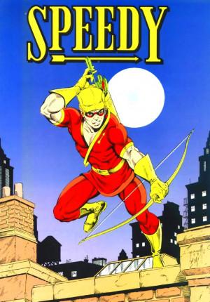 Red Arrow Roy Harper Speedy