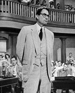 To Kill A Mockingbird Quotes About Tom Robinson Tom robinson- accused ...