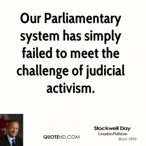 Challenge Failed Stockwell-day-politician-quote ...