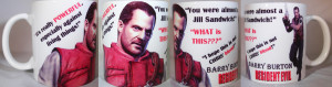 Details about Resident Evil Barry Burton quotes MUG CUP coffee MUG CUP ...
